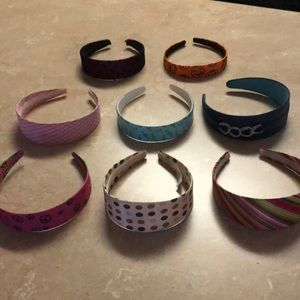 Wide Head Band Lot